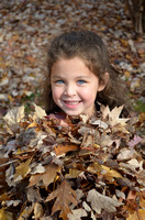 Keirstin's Fall Photoshoot (5 years old)