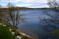 View From Balcony of Ossipee