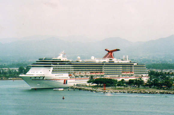 Photography By Randy Frye Cruise Ships The Carnival Pride - Cruise ship schedule puerto vallarta